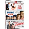 Father Hood/Life With Mikey/Swing Vote (DVD)