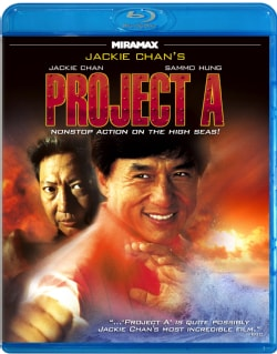 Jackie Chan's Project A (Blu-ray Disc)