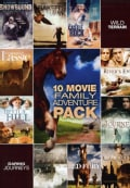 10-Film Family Adventure Pack (DVD)
