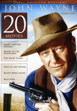 20-Film Great American Westerns: John Wayne Collection (DVD)