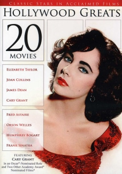 20-Film Hollywood Greats Vol. 2 (DVD)