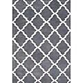 Hand-tufted World Elephant Skin Wool Rug (8' x 10')