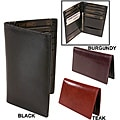Men's 'Cordoba' Leather Bi-fold Card Caddy