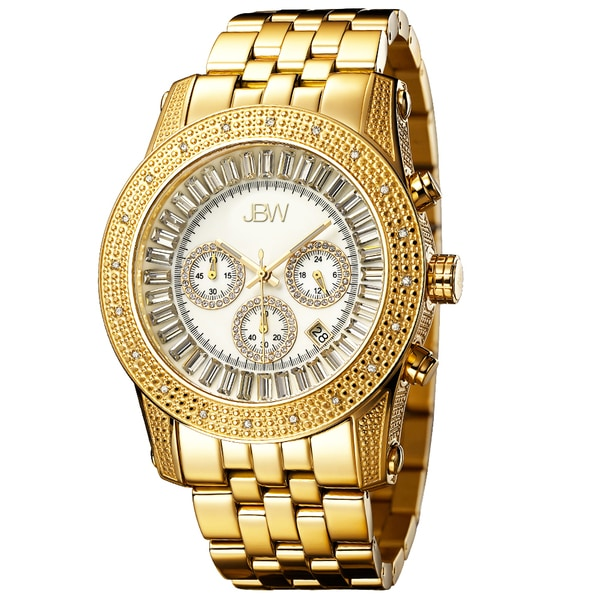 Gold And Diamond Watches
