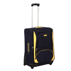 Nautica Downhaul Navy/ Yellow 24-inch Spinner Upright