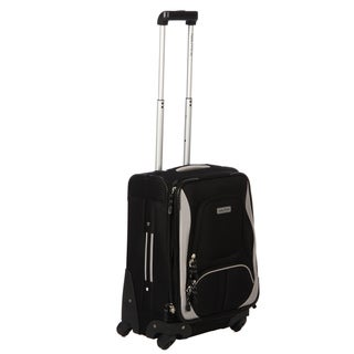 Nautica Downhaul 20-inch Expandable Carry-on Spinner Upright