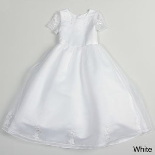 Sweetie Pie Girls Communion Dress