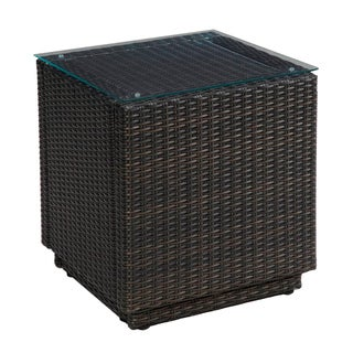 Riviera Woven End Table