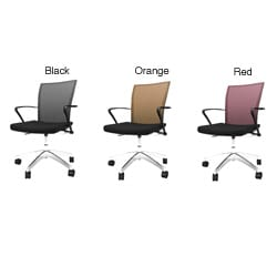 Mayline Reflections Height Adjustable Task Chair