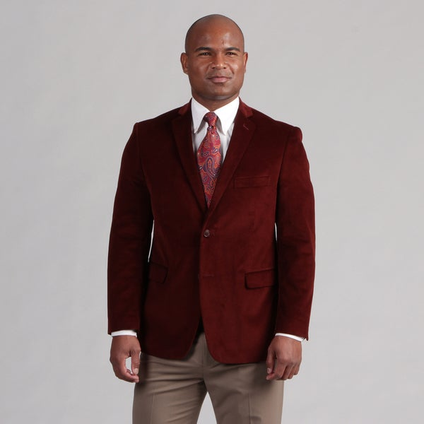 Adolfo Men's Corduroy Sportcoat FINAL SALE