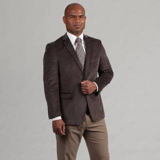 Adolfo Men's Grey Corduroy Sportcoat FINAL SALE
