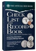 Check List and Record Book of United States and Canadian Coins (Paperback)