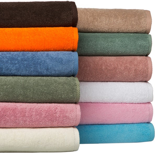 Salbakos arsenal turkish cotton quick dry 8 piece towel for Hotel sheets and towels
