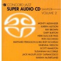 Various - Concord Jazz Super Audio Cd Sampler Vol 2