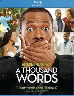 A Thousand Words (Blu-ray Disc)