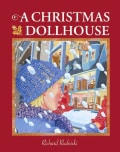 A Christmas Dollhouse (Hardcover)