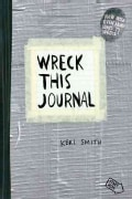 Wreck This Journal: Duct Tape (Paperback)