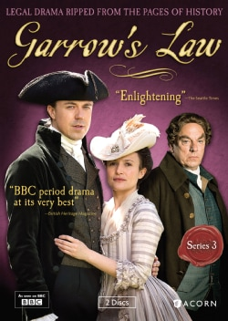 Garrow's Law Series 3 (DVD)