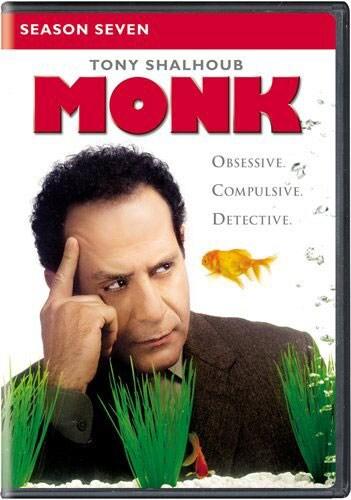Monk: Season Seven (DVD)