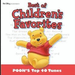 Disney - Pooh's Top 40