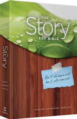 The Story: The Story, English Standard Version Bible (Paperback)