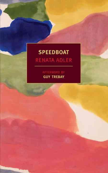 Speedboat (Paperback)