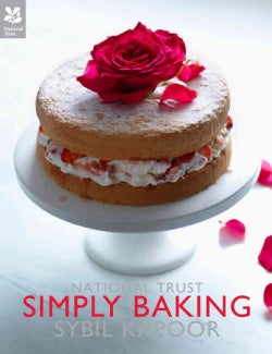 National Trust Simply Baking (Hardcover)