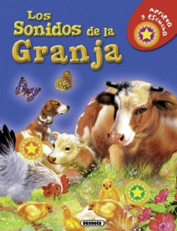 Los Sonidos de la granja / The Sounds of the Farm (Hardcover)