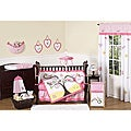 Sweet Jojo Designs Song Bird 9-piece Crib Bedding Set