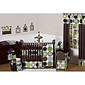 Sweet Jojo Designs Designer Dot 9-piece Crib Bedding Set