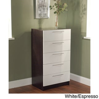 Simple Living Five Drawer Chest