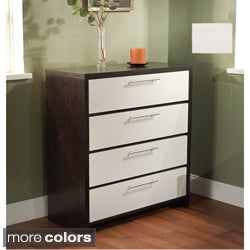 Four-Drawer Contemporary Chest