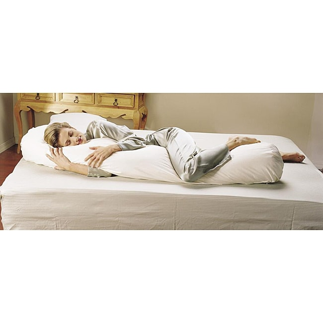Knife-edge Medium-firm Cotton Cylindrical Sleeping Bean Body Pillow