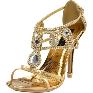 Celeste Women's Sasa-01 T-Strap Heels