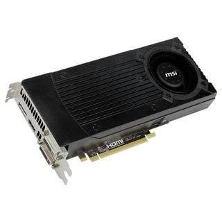 MSI N670GTX-PM2D2GD5/OC GeForce GTX 670 Graphic Card - 965 MHz Core -