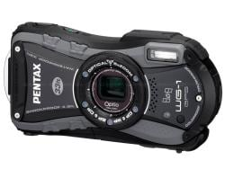 Pentax Optio WG-1 14MP Black Digital Camera
