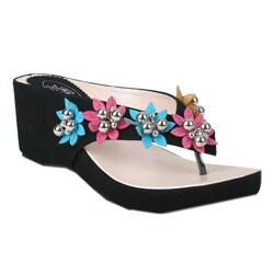 BOLARO by Beston Women's 'DW4057' Flip-flop Sandals