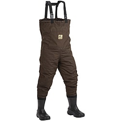 Hodgeman No-slip Pond Hollow Booted Chest Wader