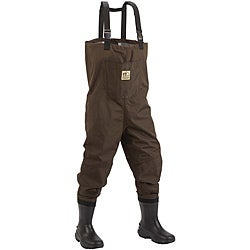Hodgeman No-slip Redstone Chest Wader