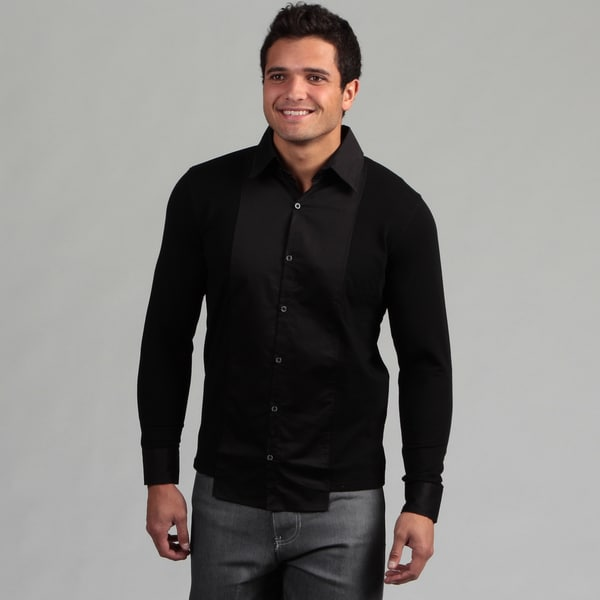 Dragonfly Men's Black Shirt