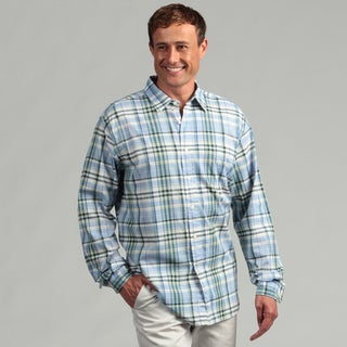 Nautica Men's Plaid Woven Shirt