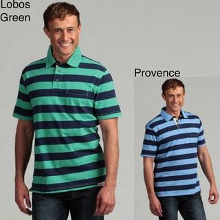 Nautica Men's Striped Polo Shirt