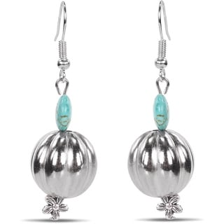 M by Miadora Created Turquoise Bead Earrings