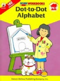 Dot-To-Dot Alphabet (Paperback)