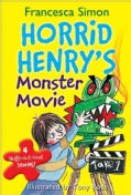Horrid Henry's Monster Movie (Paperback)