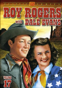 Roy Rogers With Dale Evans: Vol. 17 (DVD)