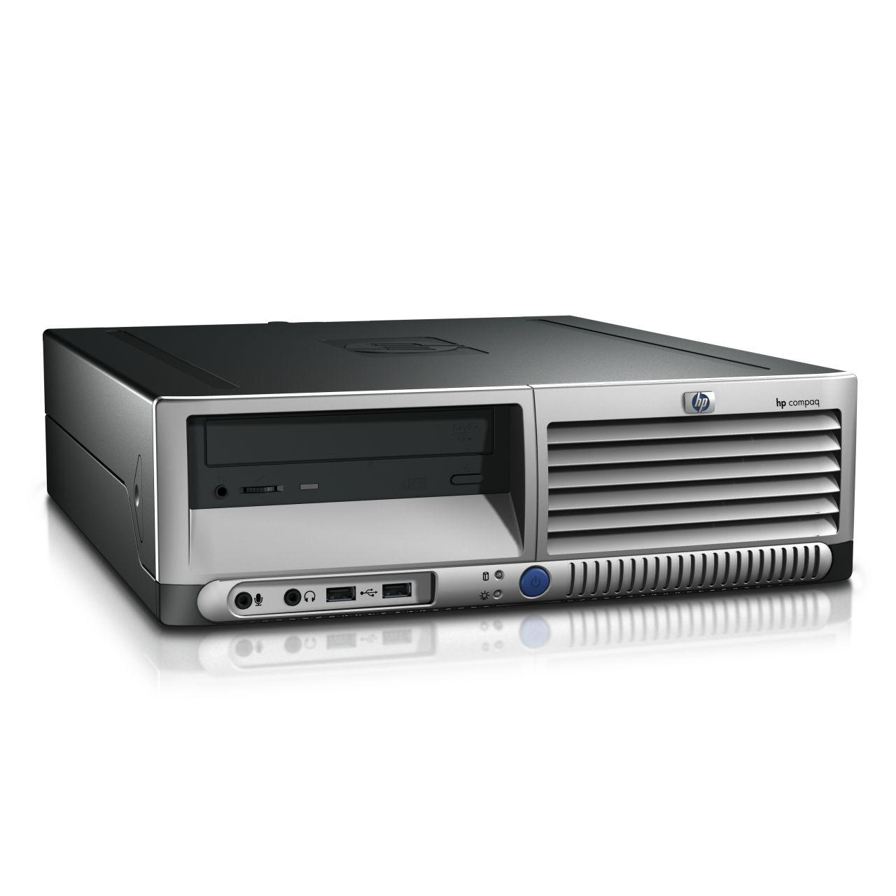 HP Compaq DC7700 1.86 GHz 80GB Desktop Computer (Refurbished)