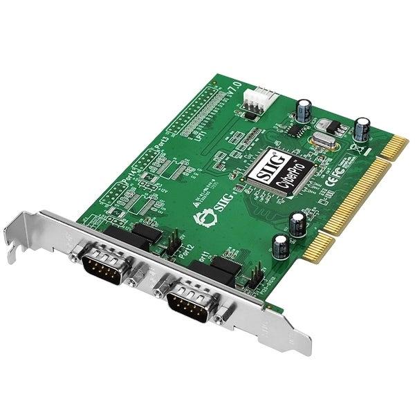 SIIG CyberSerial Dual PCI