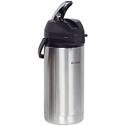 Bunn 3.8-liter Lever Action Stainless Steel Airpot