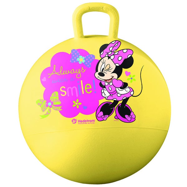 Disney's Minnie Mouse Vinyl Hopper Ball Toy